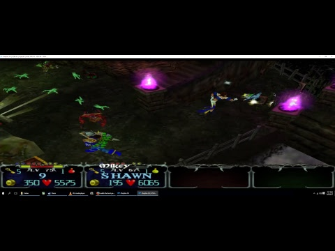 Gauntlet Dark Legacy - Dream World - Co-op