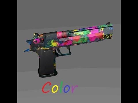 Как создать оружие в CS:GO. [ТуТоРиАл]