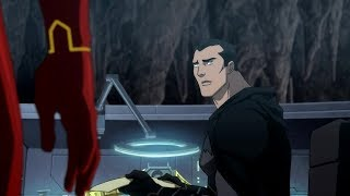 Batman! Letter From Father!