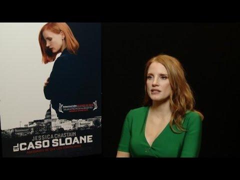 Jessica Chastain protagoniza 'El caso Sloane'