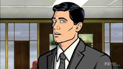Archer: Thats how you get ants!