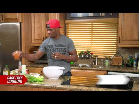 PFL Cage Free Cooking with Will Brooks Episode 2: Cauliflower Tacos
