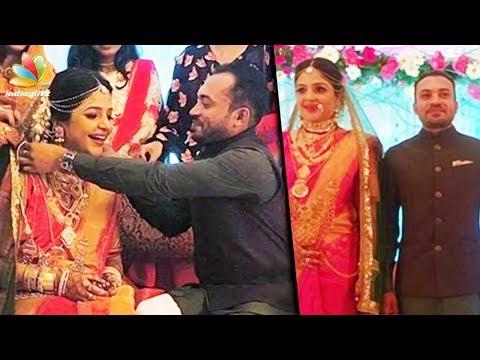 സൗബിൻ വിവാഹിതനായി  | Soubin Shahir marries Jamia Zaheer | Latest Malayalam News