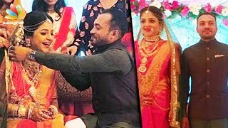 സൗബിൻ വിവാഹിതനായി  | Soubin Shahir marries Jamia Zaheer | Latest Malayalam News