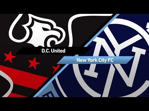 HIGHLIGHTS | D.C. United 2 - 1 New York City FC