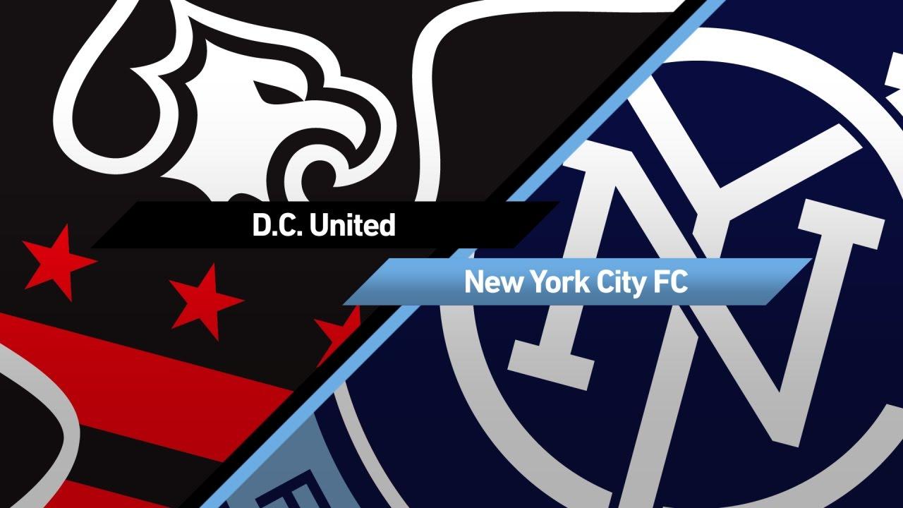 HIGHLIGHTS | D.C. United vs. New York City FC | April 8, 2017