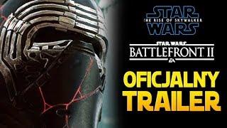 REAKCJA Na Skywalker Odrodzenie Oficjalny Trailer! Star Wars Battlefront 2 PL