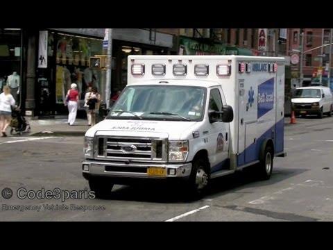 New York Emergency Ambulance - Beth Israel Hospital