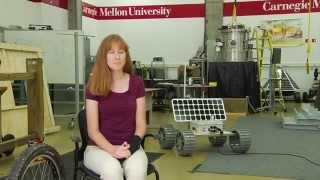 Robotics Institute Summer Scholars : 2014 : Kristina Monakhova