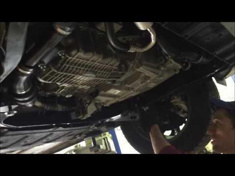 Установка защиты картера двигателя Ford Kuga в Шериф Авто