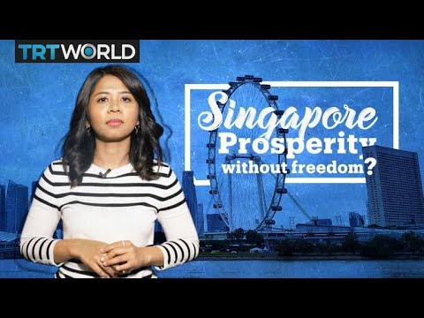 Singapore: Achieving success but limiting freedom