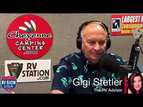 The RV Show USA Live Stream