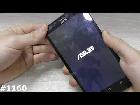 Сброс настроек ASUS ZenFone Go TV G550KL (Hard Reset ASUS ZenFone Go TV G550KL)