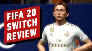 FIFA 20 Legacy Edition (Switch) Review (Video Game Video Review)