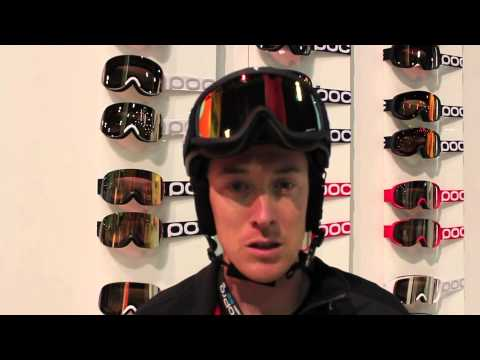 POC Iris 3P Goggle and Fornix Mips Backcountry Helmet