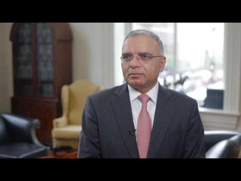Surya Kant Interview
