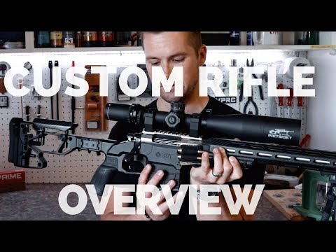 Custom Precision Rifle - Overview