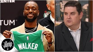 The Celtics' ceiling is the 3-seed this year - Brian Windhorst | The Jump