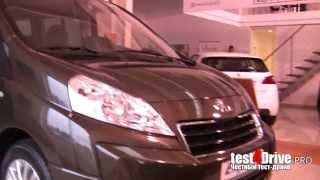 пежо Эксперт 2013 (Peugeot Expert) / Честный тест-драйв/ Салон-тест