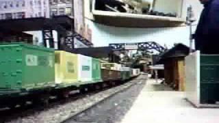 Mount Martha Long Model Train #1