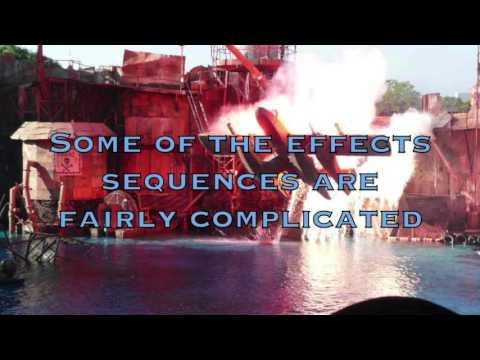 WaterWorld A Live Sea War Spectacular - Show Control System - Universal Studios Hollywood (2007)