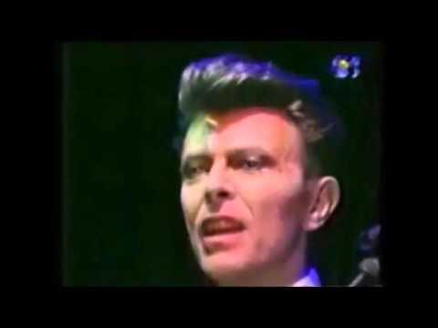 David Bowie Live @ Milton Keynes Bowl 1990