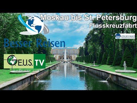 Besser Reisen - Moskau & St.Petersburg