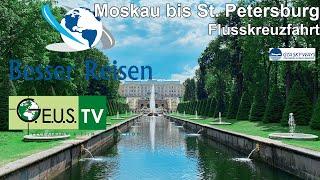 Besser Reisen - Flusskreuzfahrt Russland