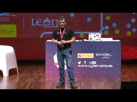 Conference: Security in security devices (José Luis Verdeguer) CyberCamp 2016 (English)