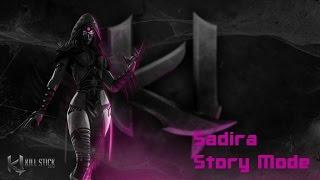 Killer Instinct:Sadira Story Mode