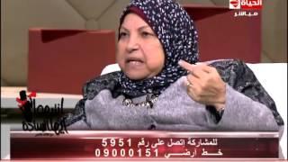 فيديو.. سعاد صالح: أشعر بأن الدولة تتعمد إهانة المواطن المصري