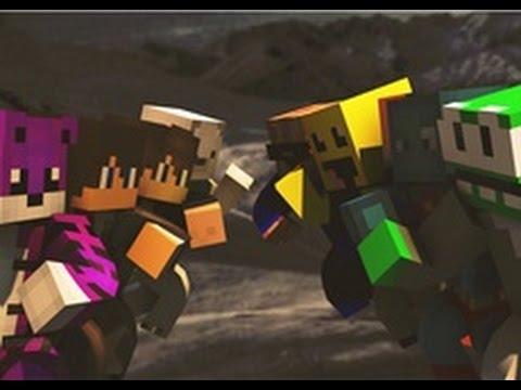 Minecraft Gtamc Versus #6- Bunker War with Tiger Army!!!!