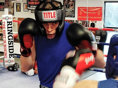 Vital Health Radio Hosts Brewer on Masters Boxing & Boxing Fitness