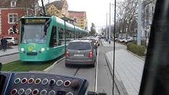 Tram 8 Weil am Rhein - Basel (Bâle)