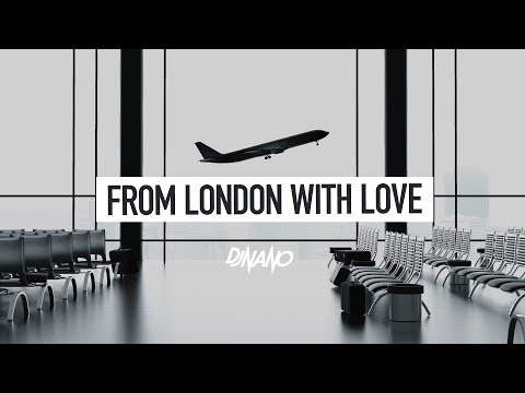 DJ NANO PRESENT present FROM LONDON WITH LOVE