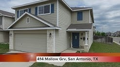 414 Mallow Grv, San Antonio, Texas - USDA Loan Eligible!