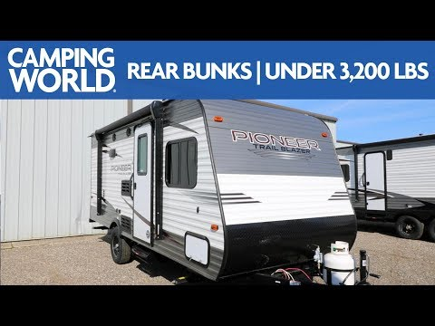 2019 Pioneer BH175 | Travel Trailer - RV Review: Camping World
