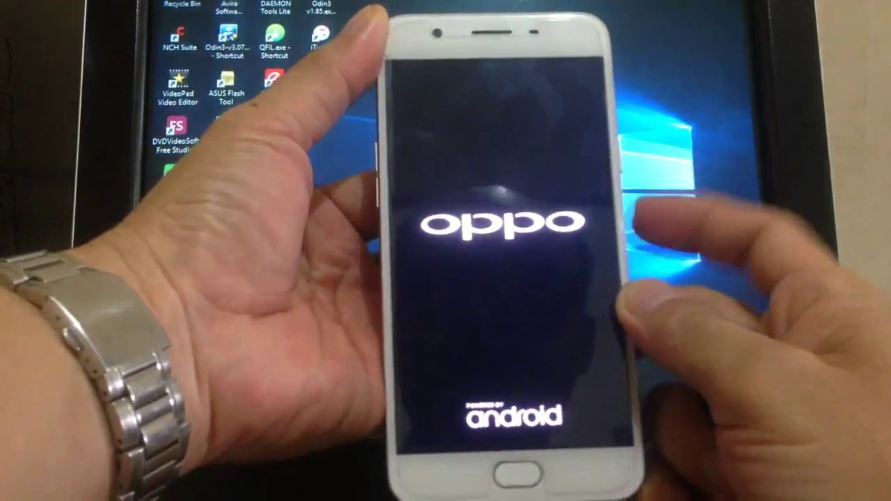 Oppo F1s A1601 Dead After Flash Youtube