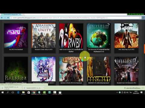 เเนะนำเว็บ download เกมส์ PC