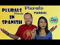 3 Ways of Making Plurals in Spanish. Plurales en español. || Lección 3
