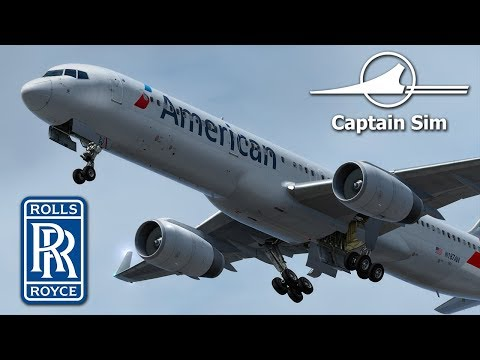 CaptainSim Boeing 757iii Rolls Royce RB211 Expansion | Prepar3D v4
