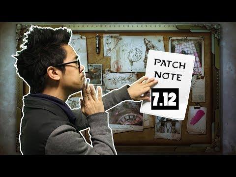 Patch Note 7.12, changement de méta sur la botlane !