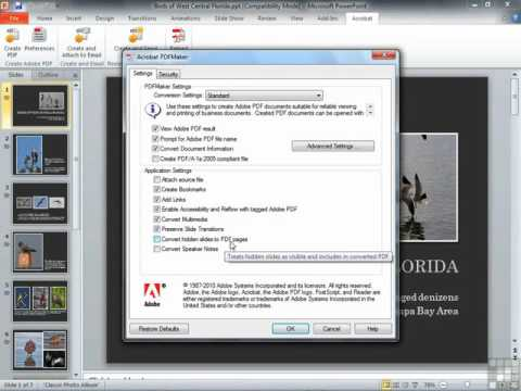 9781926873626 0306 Using PDFMaker With Microsoft Powerpoint
