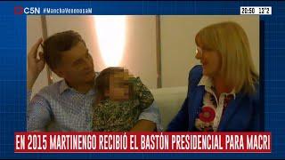 Ahora Macri dice que no conoce a Susana Martinengo