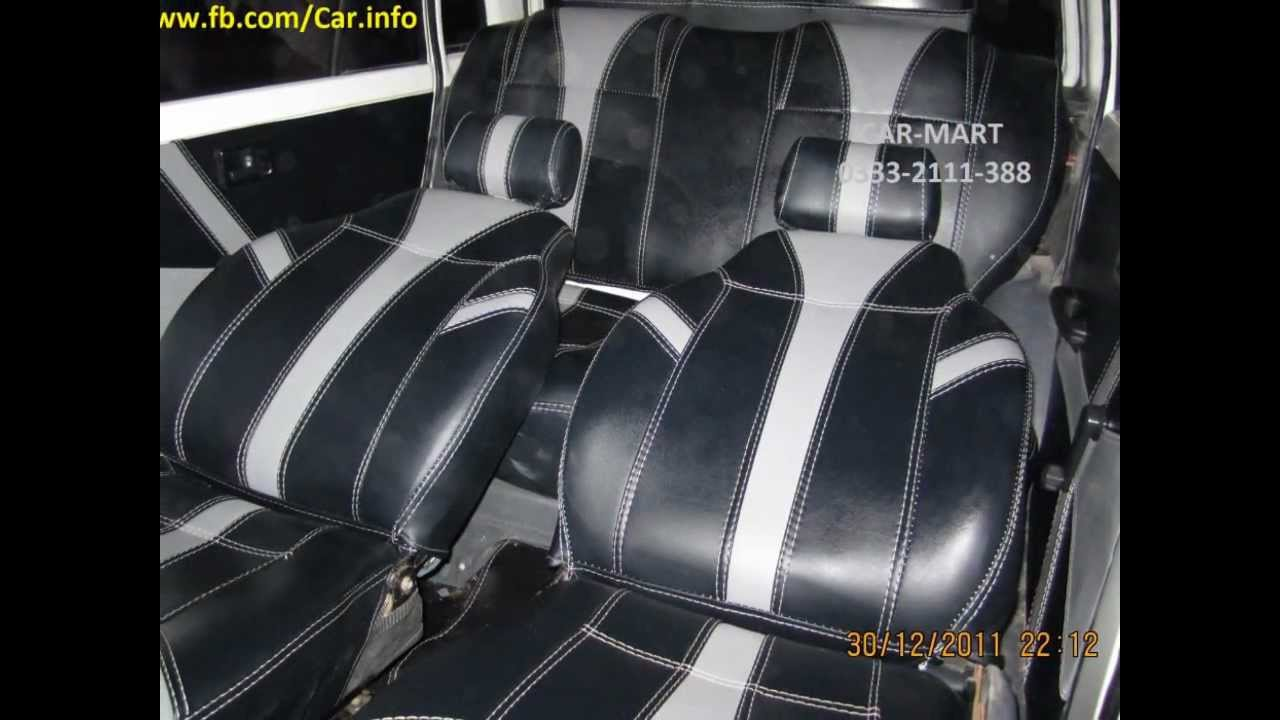 Suzuki Mehran Custom Seat Covers With Interior Work By Car