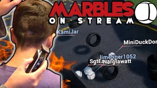 LOST A BET WITH CHAT! (Marbles on Stream)