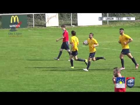 DH Aquitaine - 20ème journée - Langon F.C. - Pau F.C.