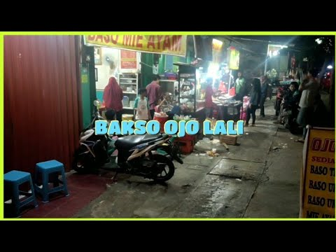 #REVIEW #JAM.           JAJAN MALAM MANTAP | BAKSO OJO LALI