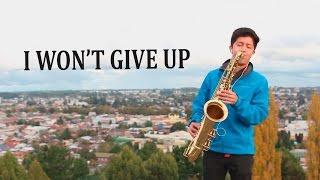 Jason Mraz I Won 39 t Give Up Saxofn Cover.mp3