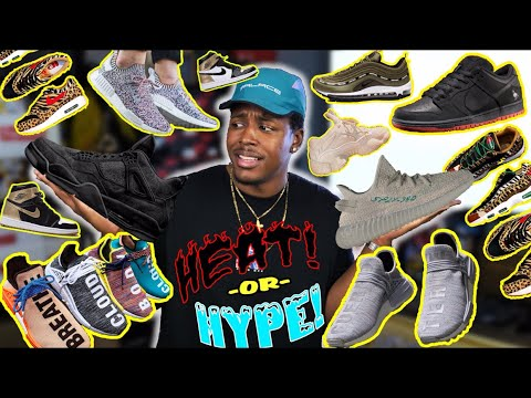 DID THE NEW YEEZY 350 V2 LEAK!? BLACK KAWS 4 RELEASE DATE! 5 HU NMDS, PIGEON DUNK | HEAT OR HYPE?